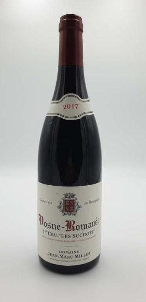 Domaine Jean Marc Millot - Vosne Romanée 1er cru les Suchots -2017