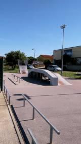 skate parc de Vinassan