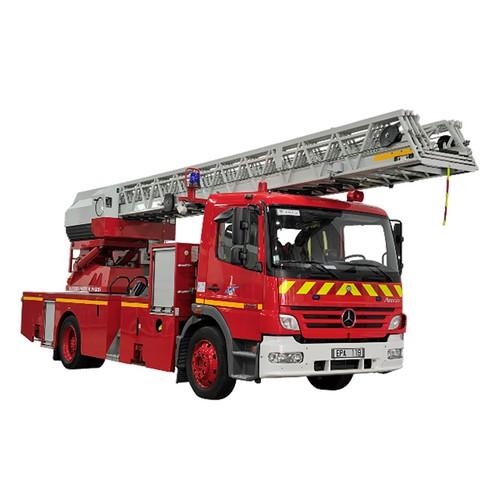 calendrier pompiers