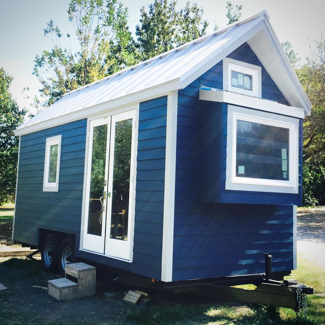 Nina's Tiny House in Texas