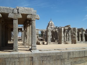 A midst the Pillars