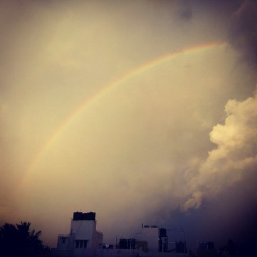 A day of beauty in bangalore