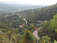 View from Raja Seat @ Madikeri