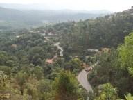 View from Raja Seat @ Madikeri