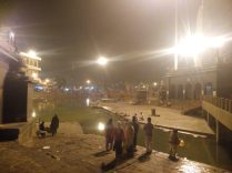 Birth place of river Godavari at Nasik, the annual congress of Maha Kumbh takes place here.
