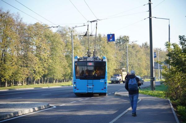 В Виннице запустили новый троллейбусный маршрут №12а (Фото ...