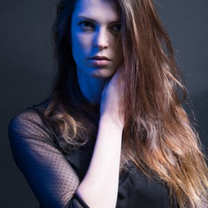 photo studio portrait