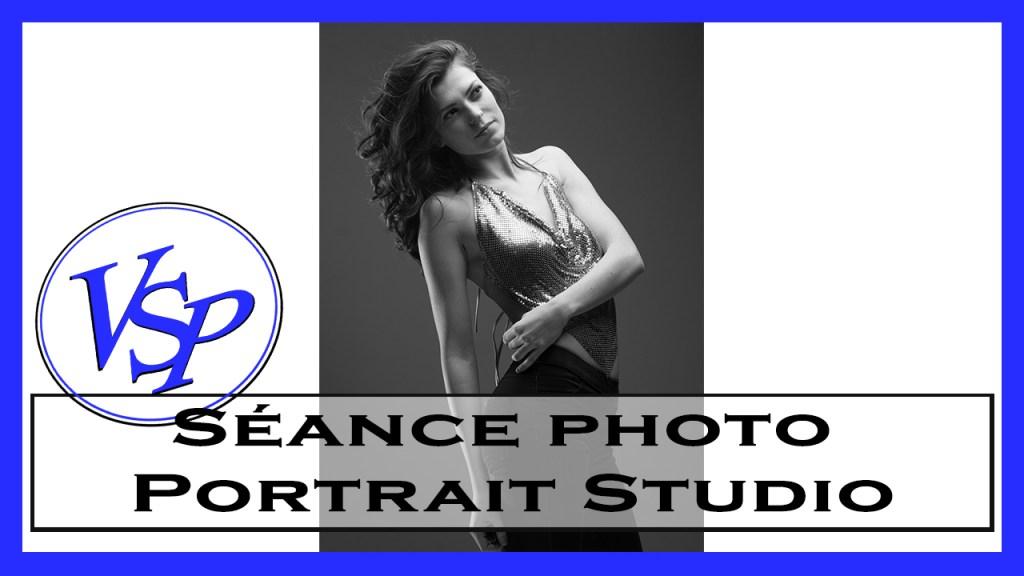 Séance photo Portrait Studio
