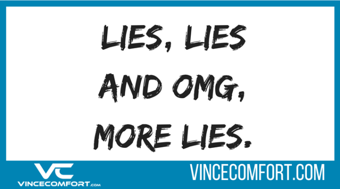 4 Lies To Ignore When Starting Any Online Business image