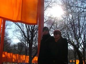 III and Harri under sun