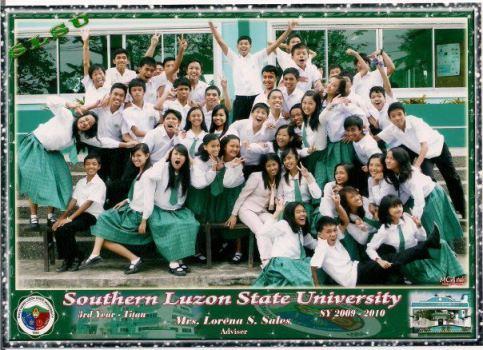 Senior Class Picture, 2010.