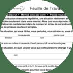 Le Travail de Byron Katie Var Toulon Marseille