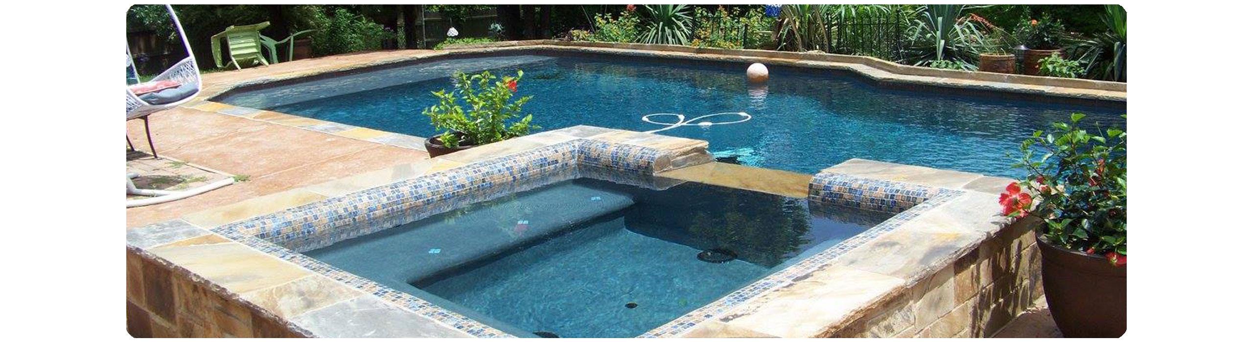Home Vincent Custom Pools