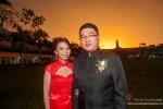 Wedding dinner at Bukit Mertajam