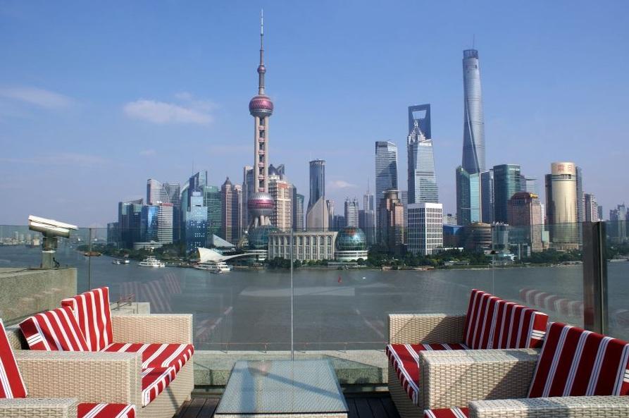 Shanghai's 'Big 3'. Impressive Recent Shots Of The City's