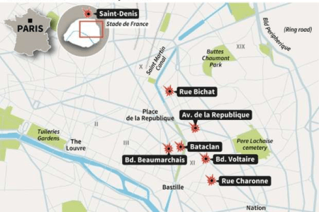 Map Paris Suburbs Free Interior Design Mir Detok - Paris things to do map