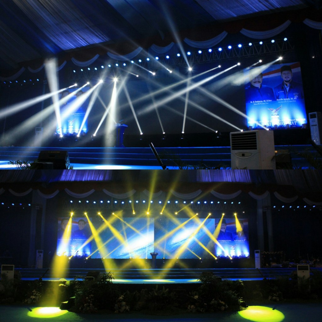 PERKEMBANGAN LIGHTING DALAM INDUSTRI PERSEWAAN LIGHTING PROFESIONAL By Vincent Maestro Group