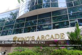 King's Arcade @ Bukit Timah Road call 6598531741