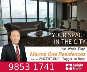 Marina One Residences Tower 21 Show Unit Project Core Team 6598531741
