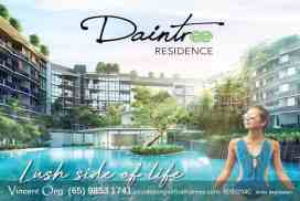 Daintree Residence @ Toh Tuck Road  call 6598531741
