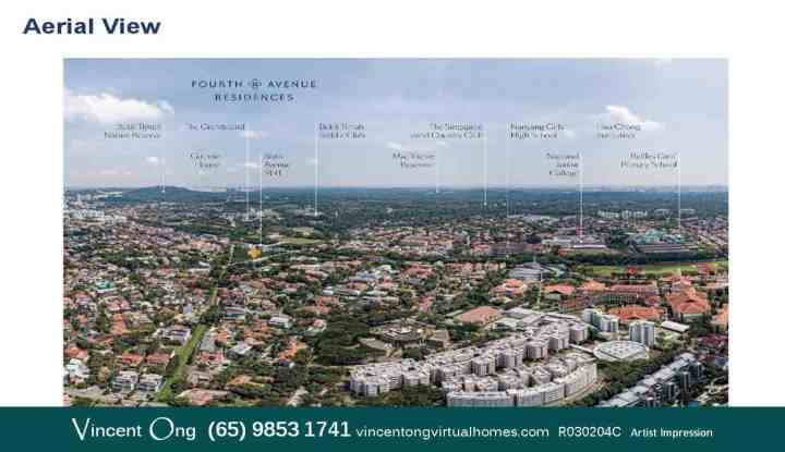 Fourth Avenue Residences call 98531741