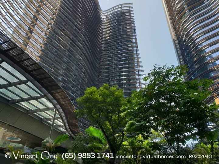 Marina One Residences Facade call 98531741