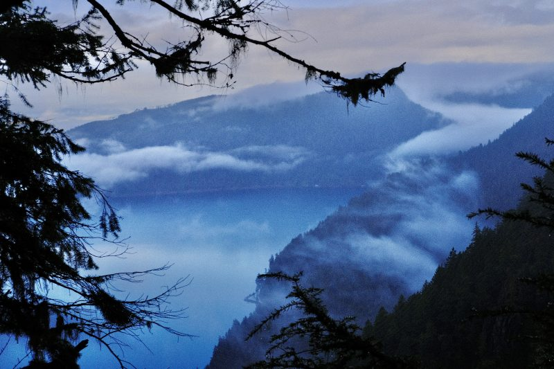 Storm King Hike, Olympic National Park