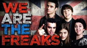 'We Are The Freaks' poster