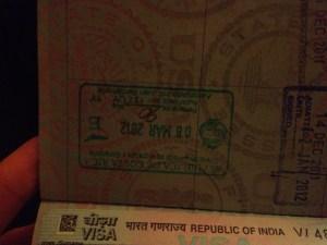 india visa!