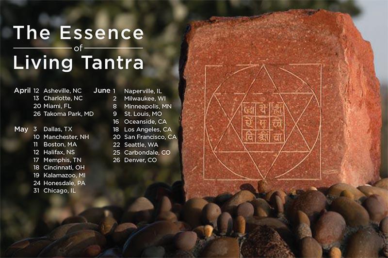 Essence of Living Tantra: Panditji is coming to Minneapolis