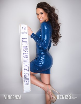 Elite Miss Earth United States 2015