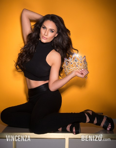 Vincenza Carrieri Russo Miss Earth