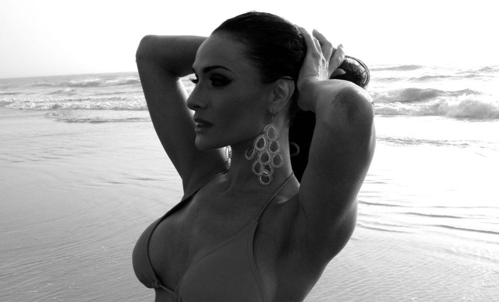 Vincenza Carrieri Russo Beach Model