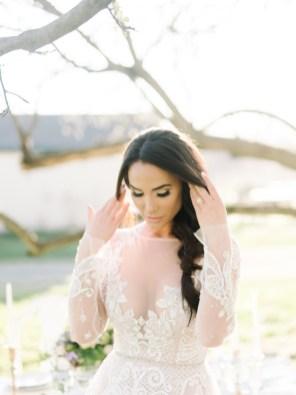 Rustic Chic Italian Wedding Dress 2018