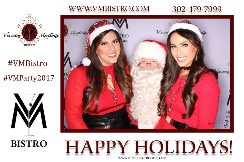 Happy Holidays from Vincenza Carrieri Russo 2018