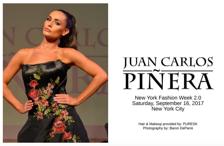 NY Fashion Week with Vincenza Carrieri Russo 2018