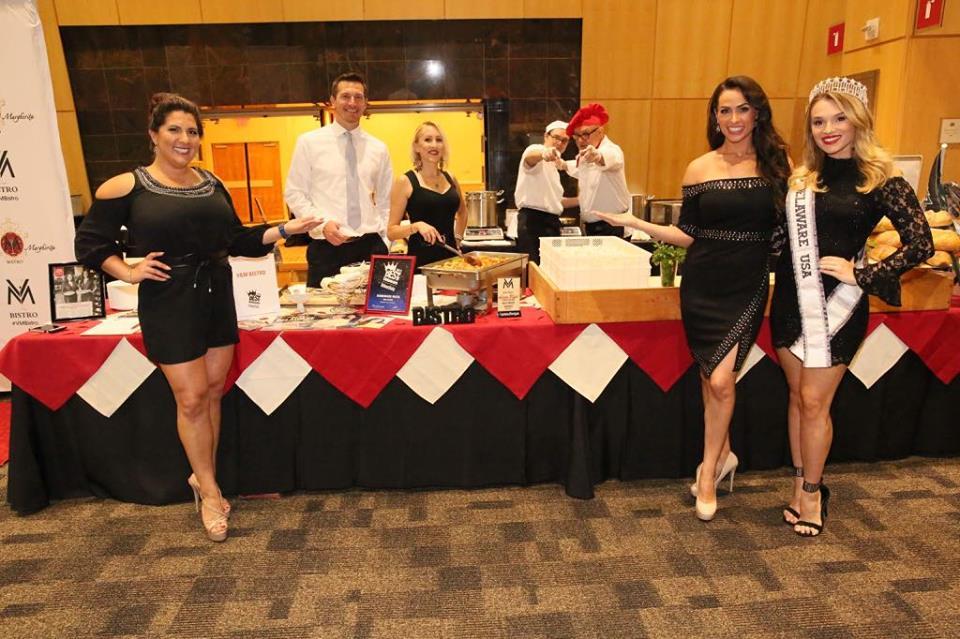 Vincenza Carrieri Russo Entrepreneur at Best of Delaware party 2018