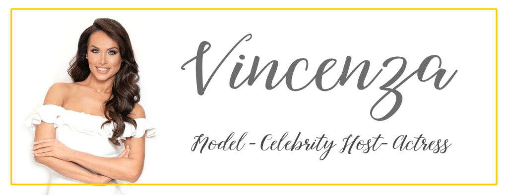 Vincenza Model Actress Spokeperson Philanthropist 2019