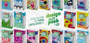 Tic Tac design your pack