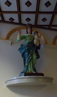 Madonna del Rosario di Fortunato Morani