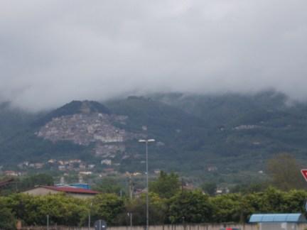 San Giorgio Morgeto e Altano-Altanum viste da Polistena