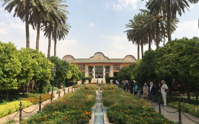 Persian words, phrases, & numerals I learned while traveling in Iran