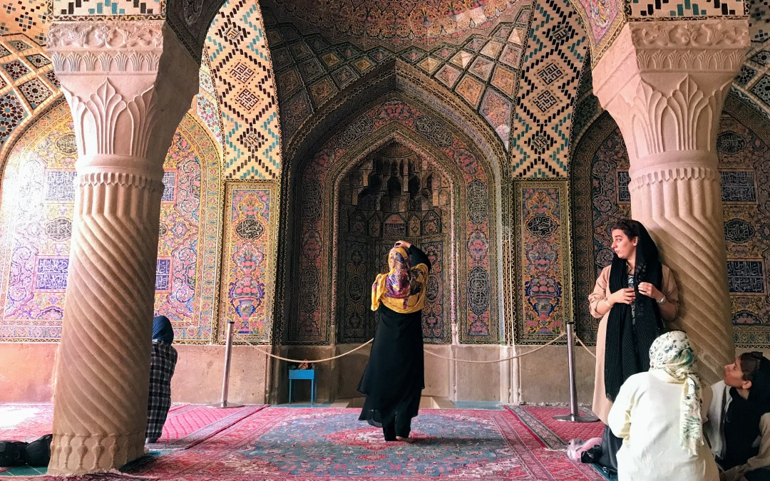 The hijab in Iran: 5 stories from the inside