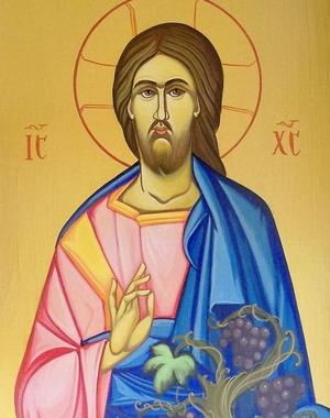Jésus Raisins