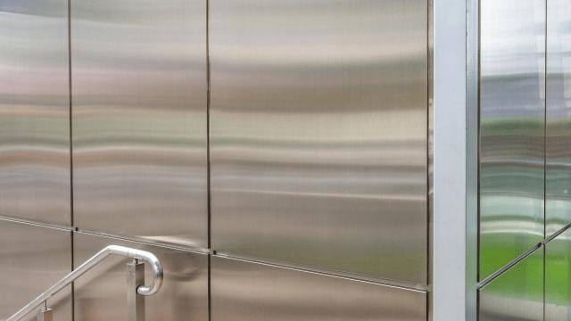 Aluminium Wall Cladding