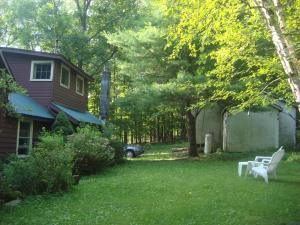 Garden and house exterior, West Shokan, NY-07