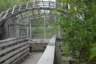 Martin Puryear Pavillion in Fairmount Park October 9, 2015-08