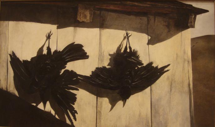 Still Life from Audubon to Warhol, PMA, November 2015-33