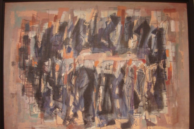 Norman Lewis abstract paintings-25