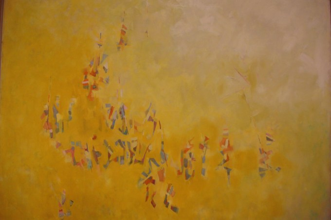 Norman Lewis abstract paintings-29